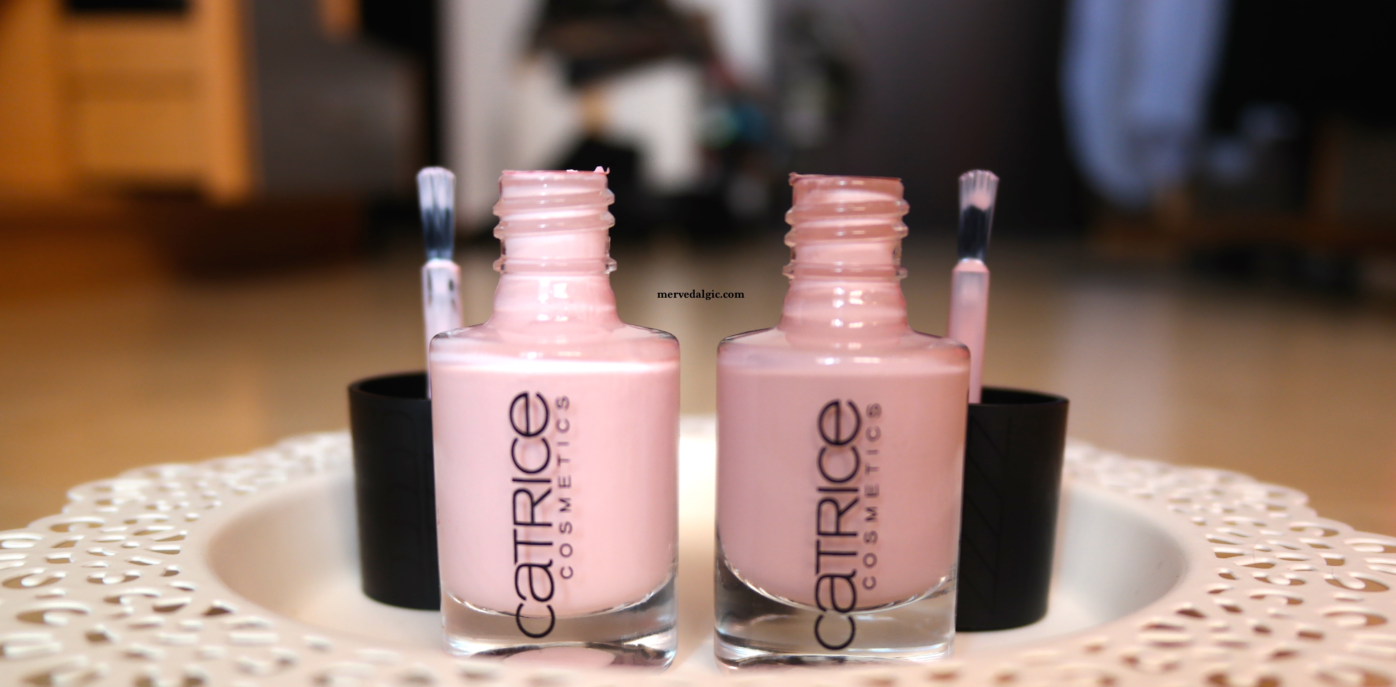 Nagellack(e) der Woche: CATRICE – Barely Pink & Taupe-less | Merve ...