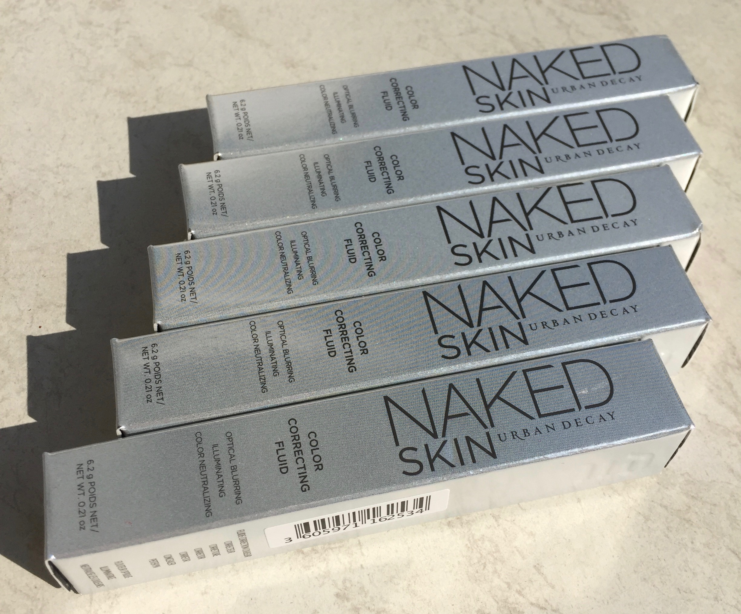 Color Correcting Mit Urban Decay Naked Skin Color Correcting Fluid